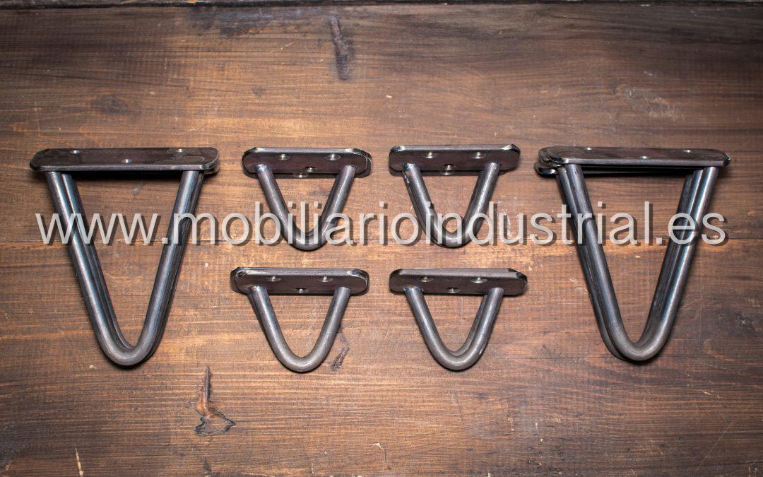 El hierro como material en la decoración
