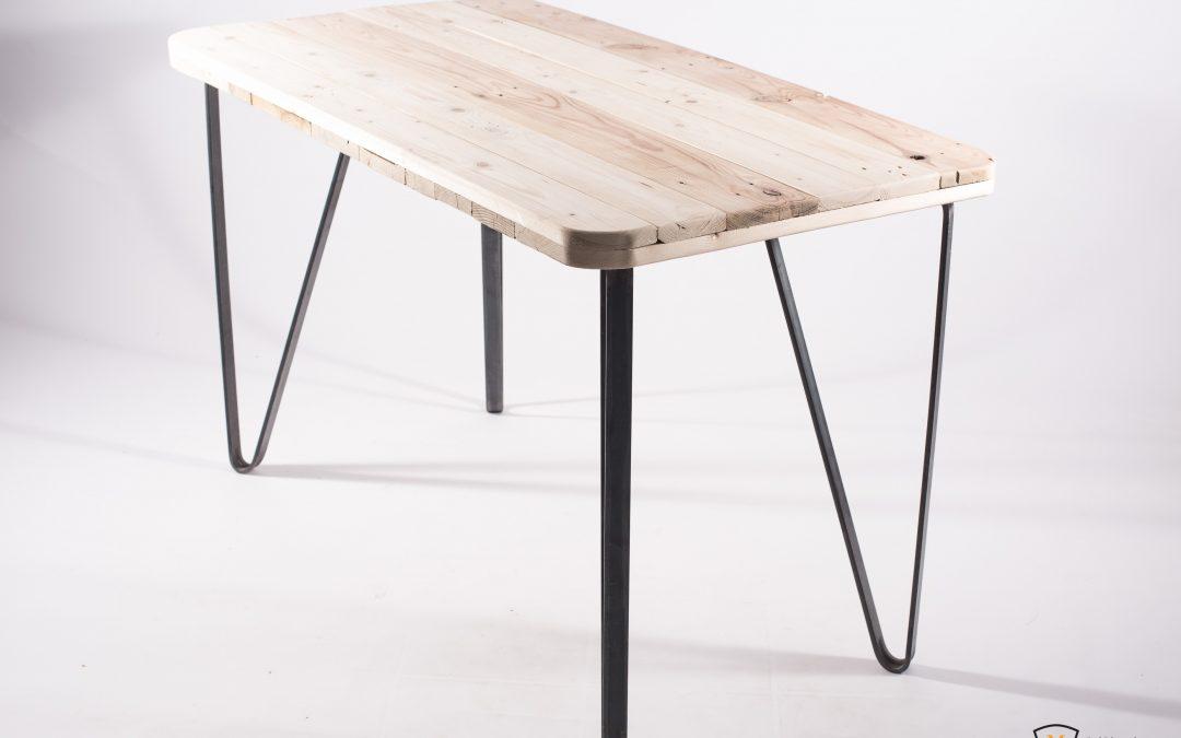 Diseño de mobiliario con palet