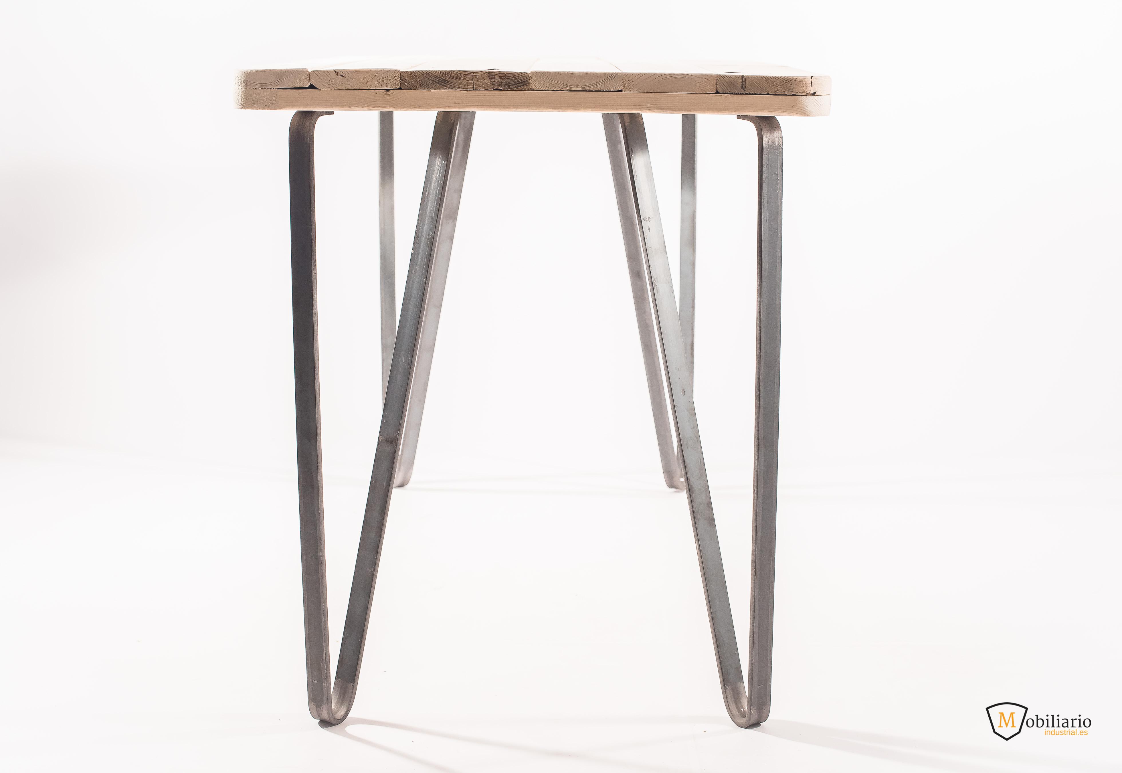 lateral mesa de palet