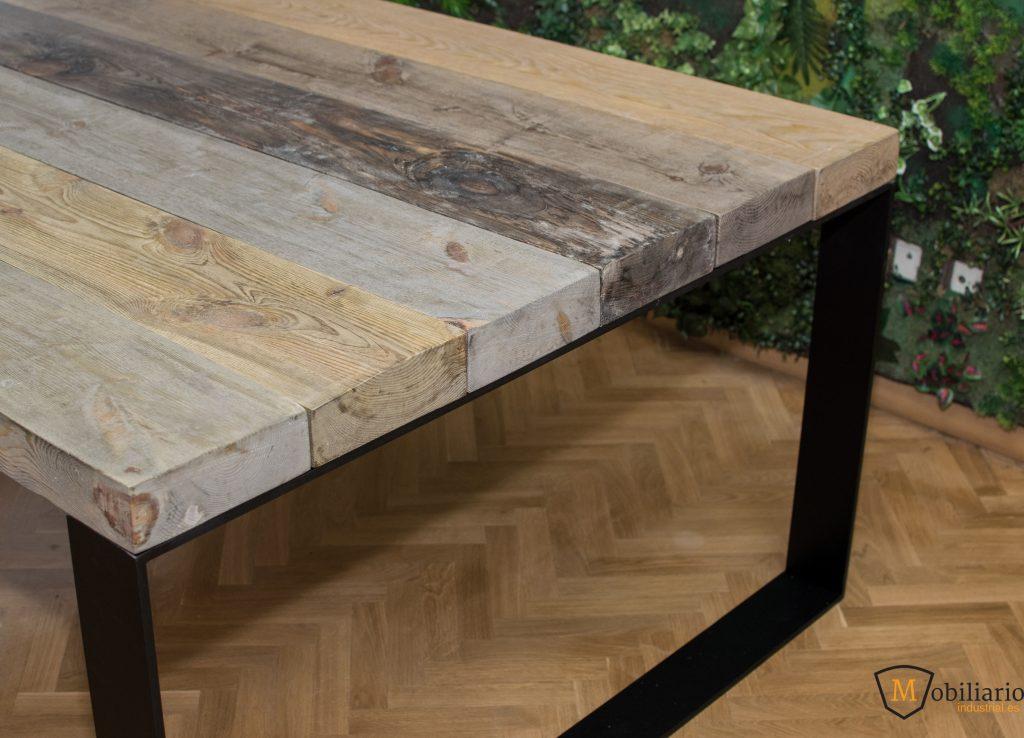 mesa tablones