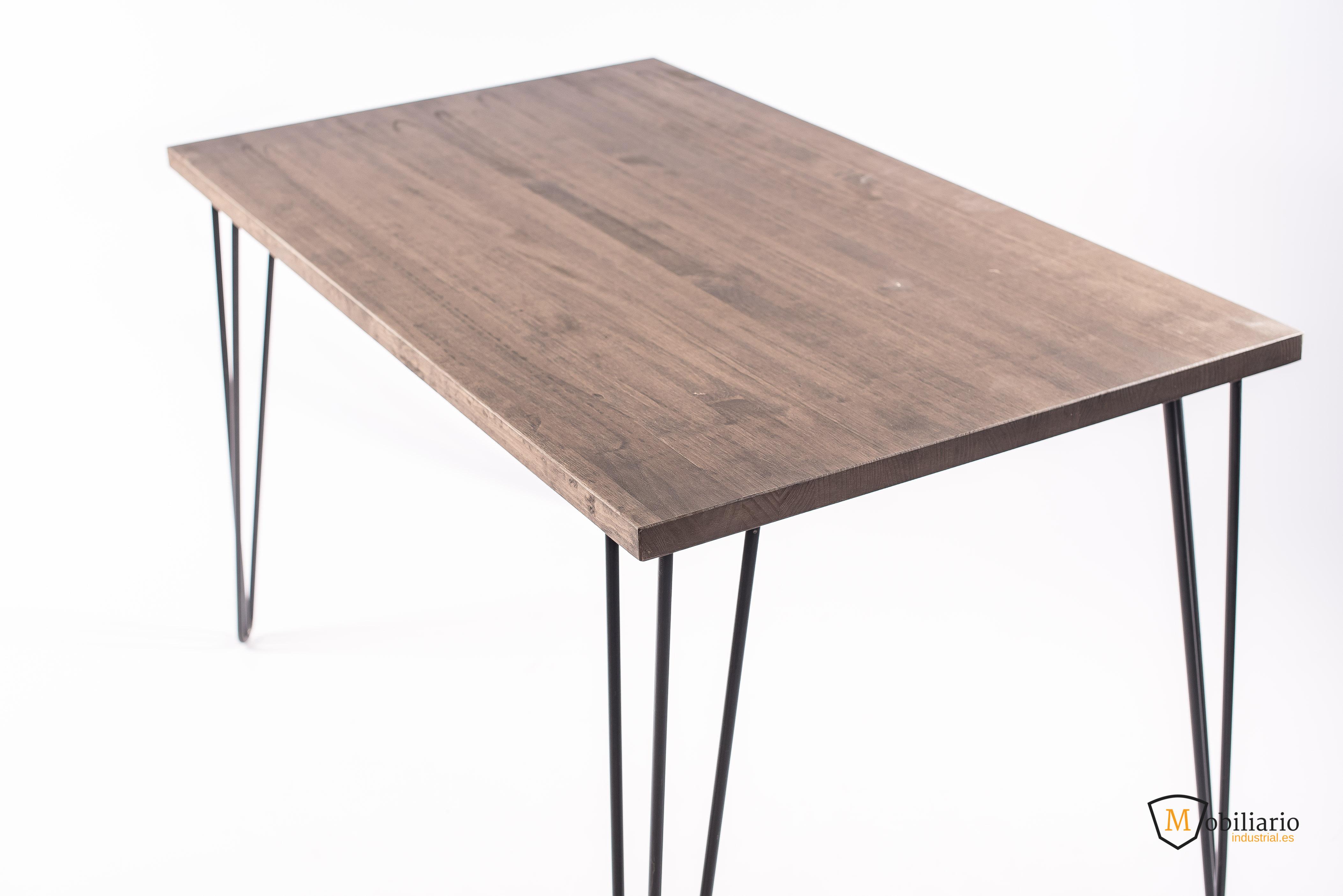fabricar una mesa a bajo coste