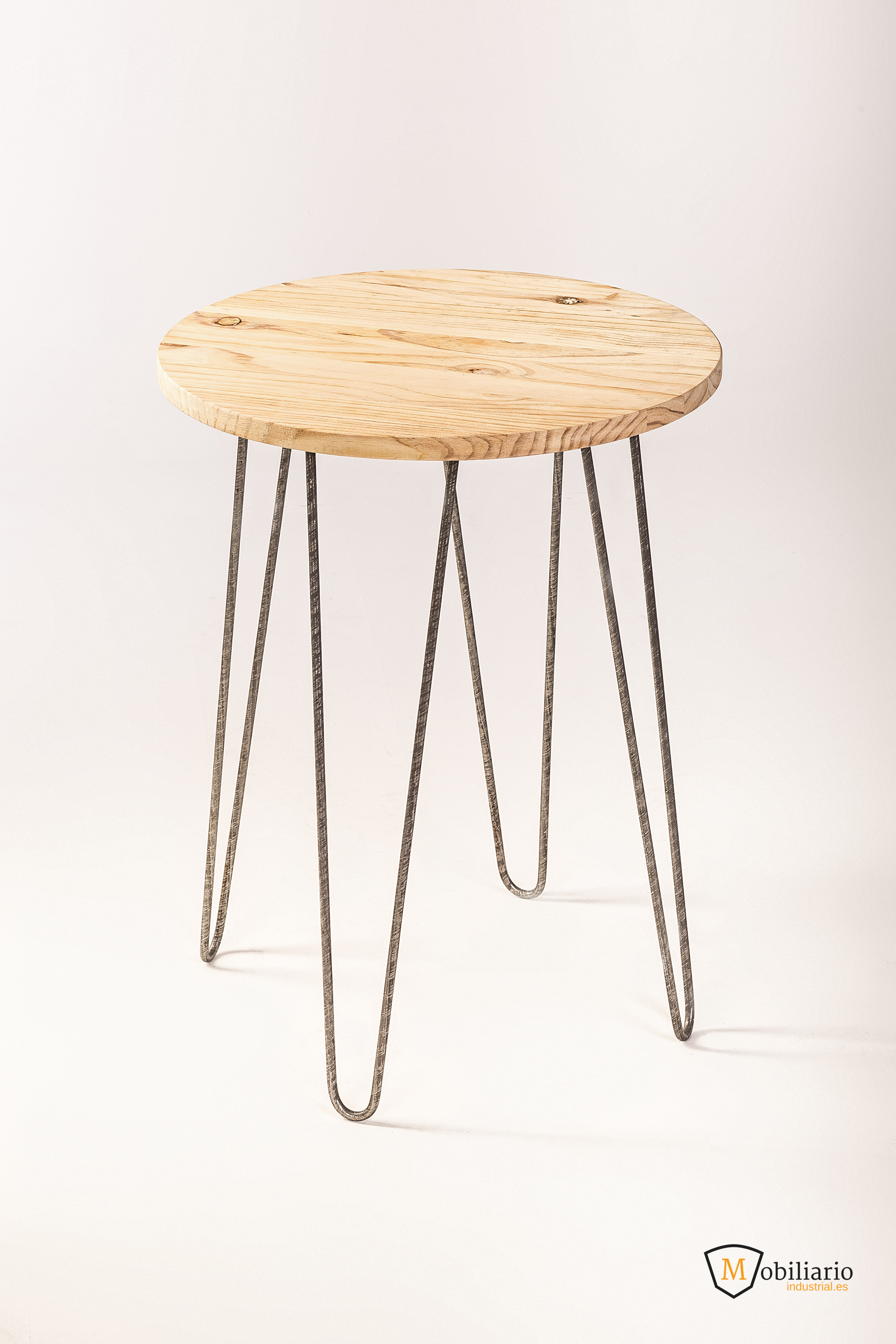 fabricar una mesa redonda