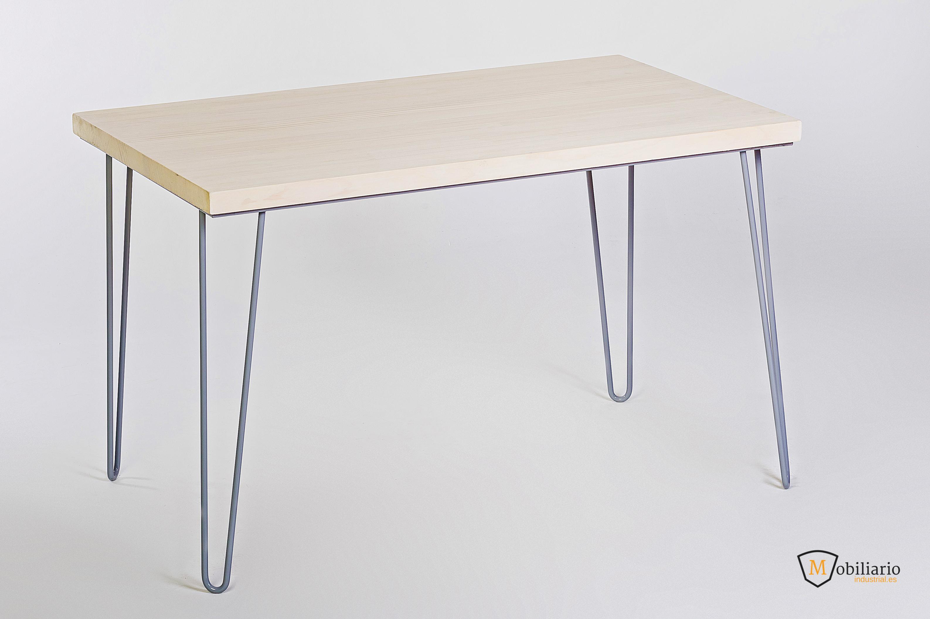 fabricar una mesa por poco dinero