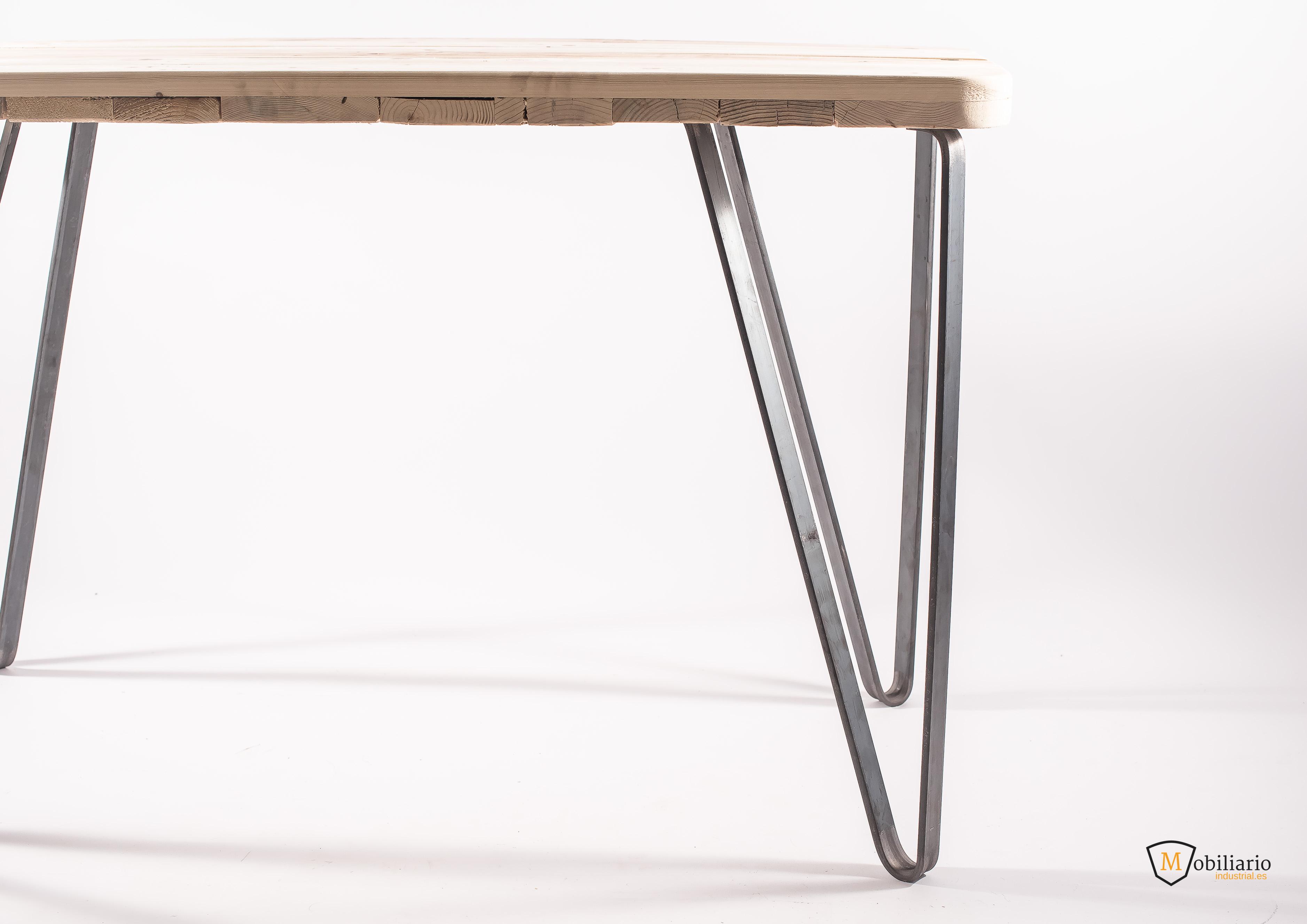 detaller fabricar una mesa
