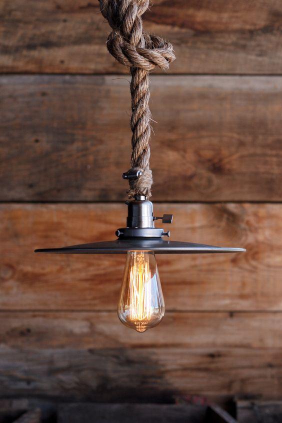 lámparas acortadas