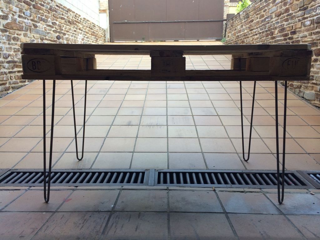 fabricar una mesa barata