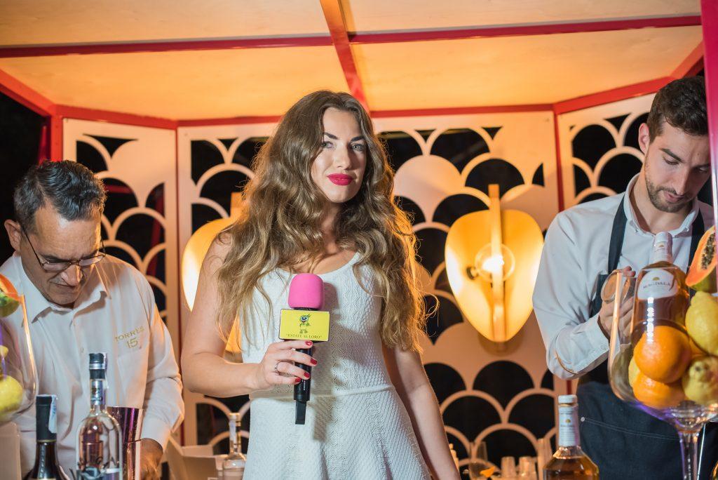 Televisíon de Marbella en evento Gran Melia Don Pepe