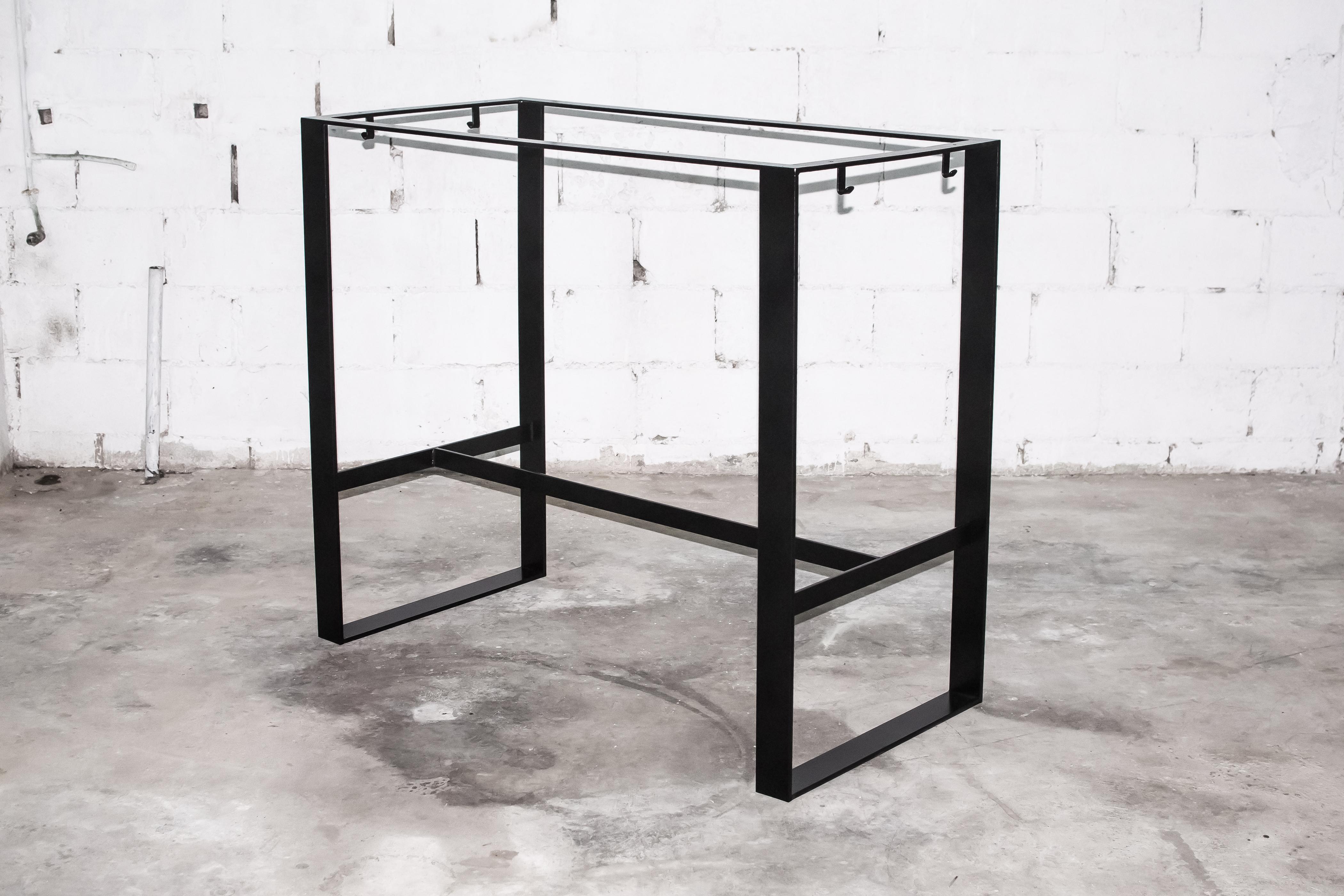 patas robustas de acero macizo Mobiliario Industrial