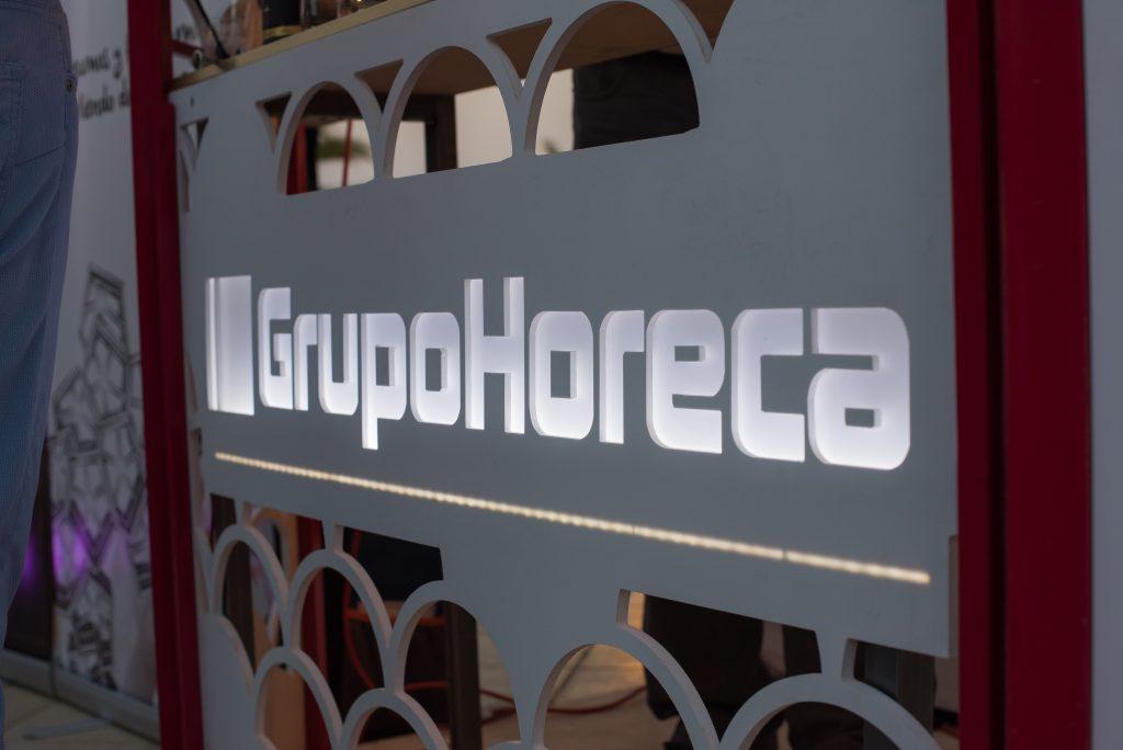 Grupo Horeca y su stand de diseño