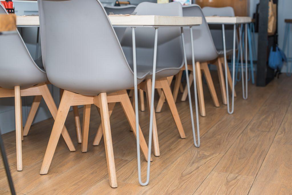 Mesas con sillas Tangú