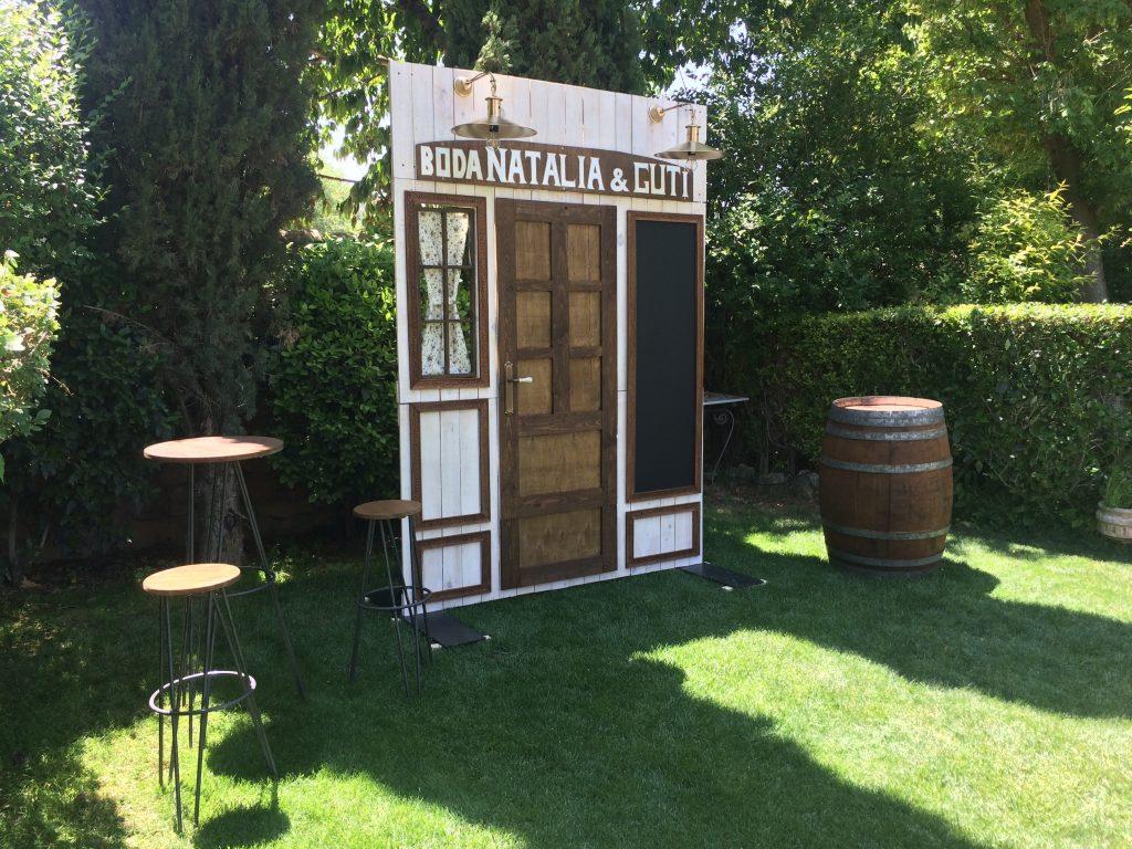 Mobiliario para eventos decoración y mobiliario para Bodas