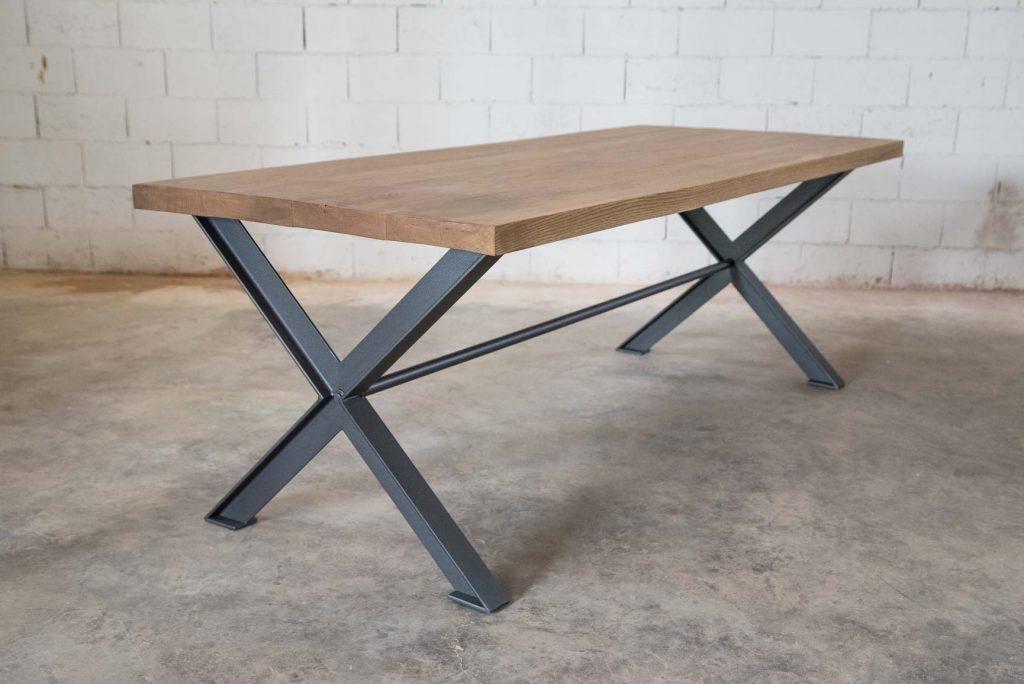 hacer una mesa en casa