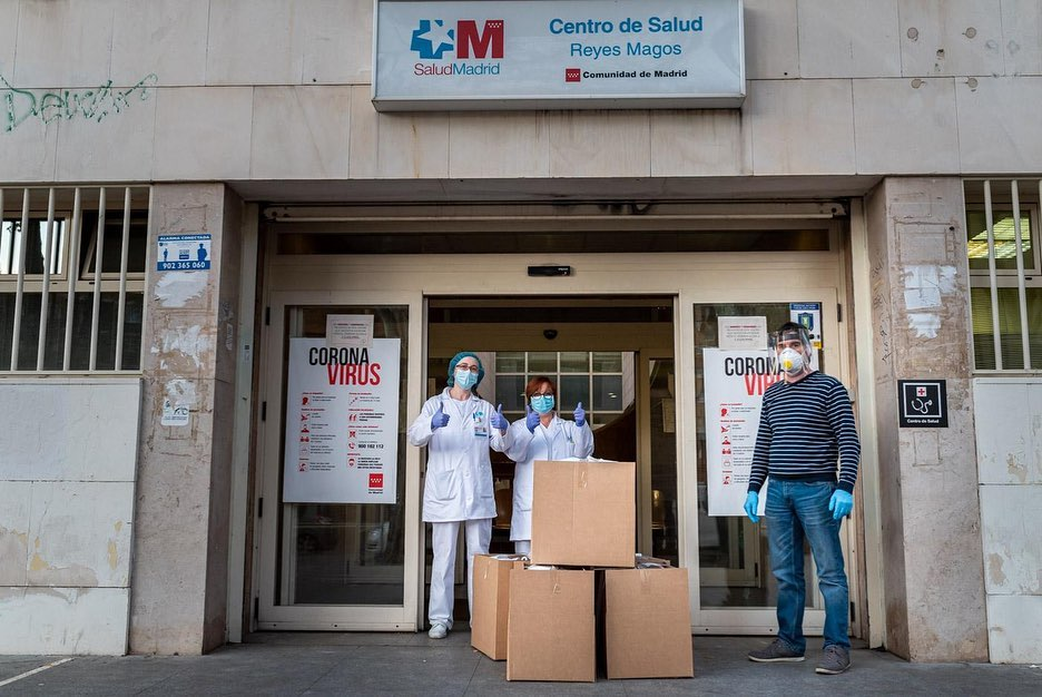 Centro de Salud Reyes Magos