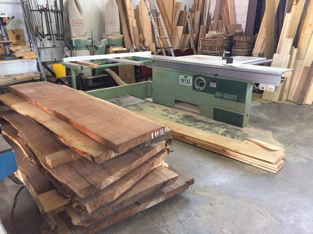Taller de maderas Suar
