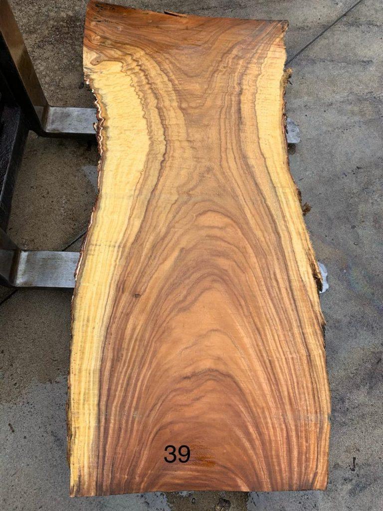 madera suar desde arriba